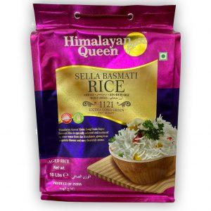 Himalayan Creme Sella