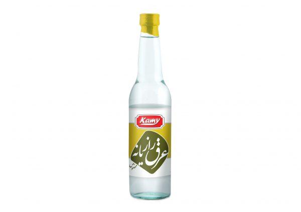 Kamy Aragh Razianeh Fennel Water - 410ml - 12 perBox - 34009-H