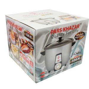 Pars Khazar Rice Cooker 4 portion