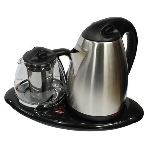 Pars Khazar Tea Maker (with pot)